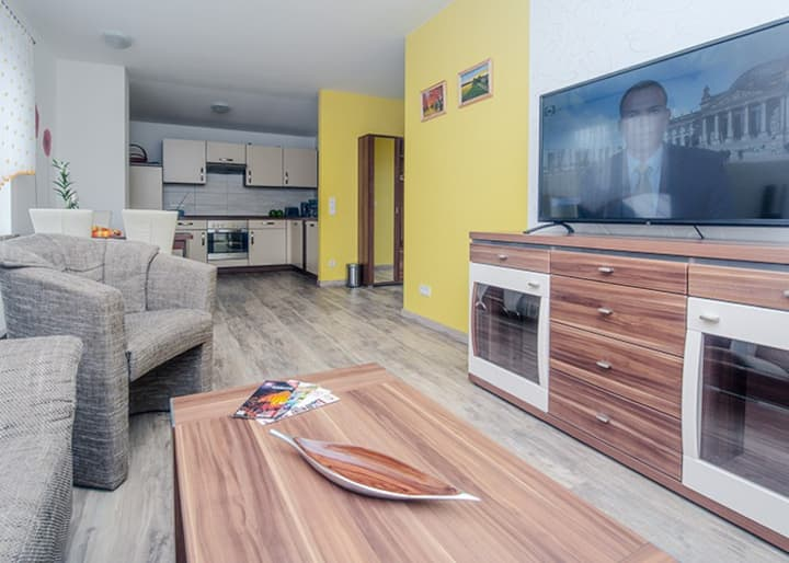 ⭐️⭐️großzügiges Apartment  in Lübben/ Spreewald⭐️⭐️