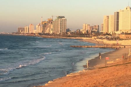 Tel Aviv Jaffa Near the Beach - 特拉维夫-雅法 - 公寓