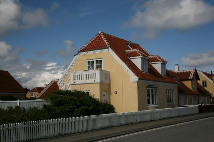 Dejlig lejlighed i Gl. Skagen
