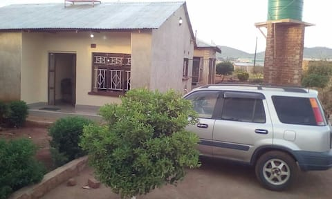 SEEDS B&B Chipata-Chibesa's cottages
