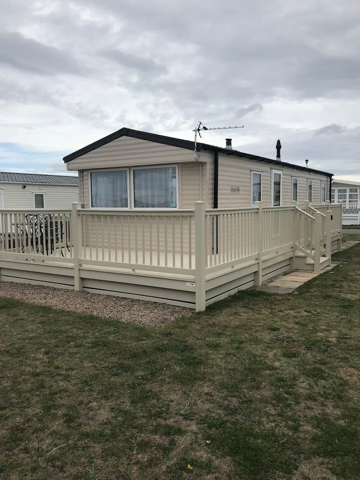 Ada's Paradise 3bed  static caravan PETS welcome