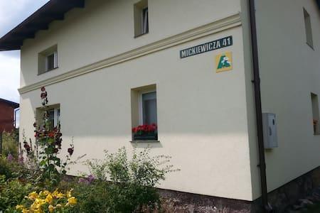 """Dom Gościnny """"Tak Lubisz""""- studio"""