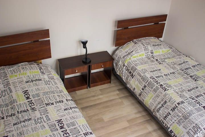 Hostel Habitación Doble
