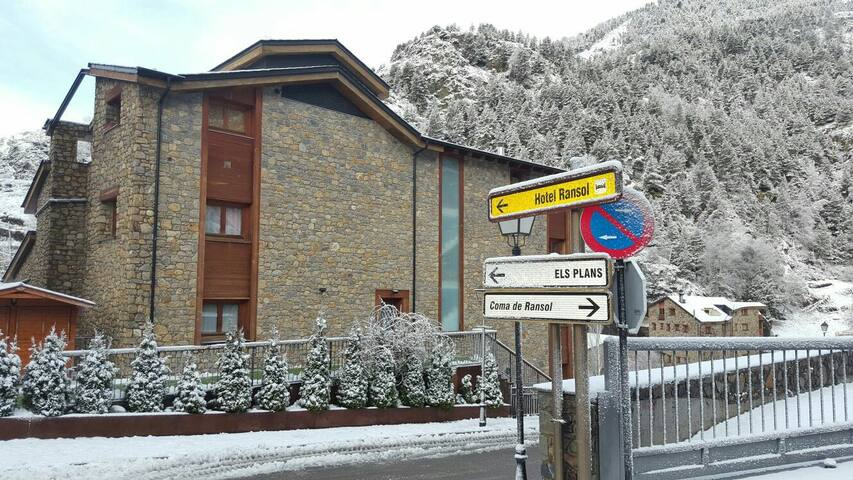 "Apartment front the ski resort ""Tarter""GRANDVALIRA - Ransol - Wohnung"