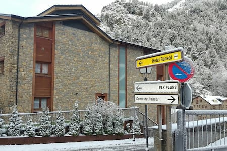 "Apartment front the ski resort ""Tarter""GRANDVALIRA - Ransol"