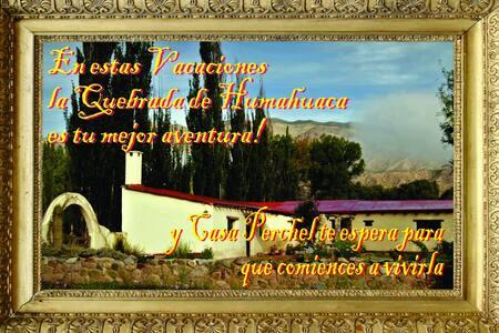 Casa El Perchel - En el Trópico de Capricornio