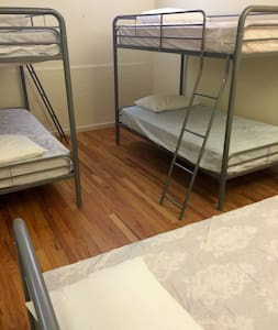 6-Bed Dorm ($28/bed/night)