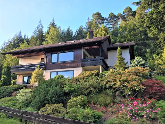 Luxury Black Forest Retreat - clean air, fast Wifi