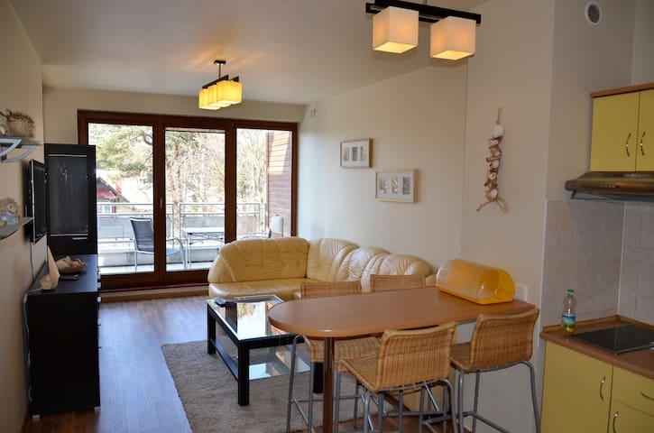 Apartament Cytrynowy - Jastarnia - Appartement