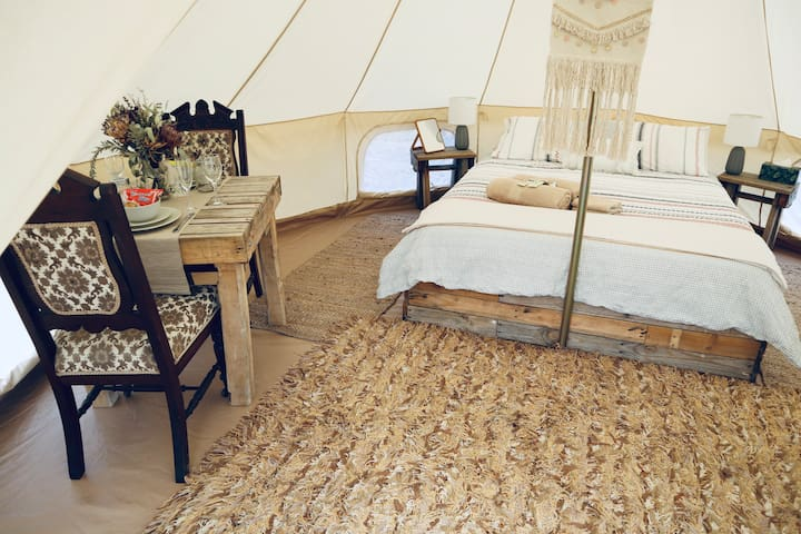 Private Farm Glamping near Gin Gin & Childers