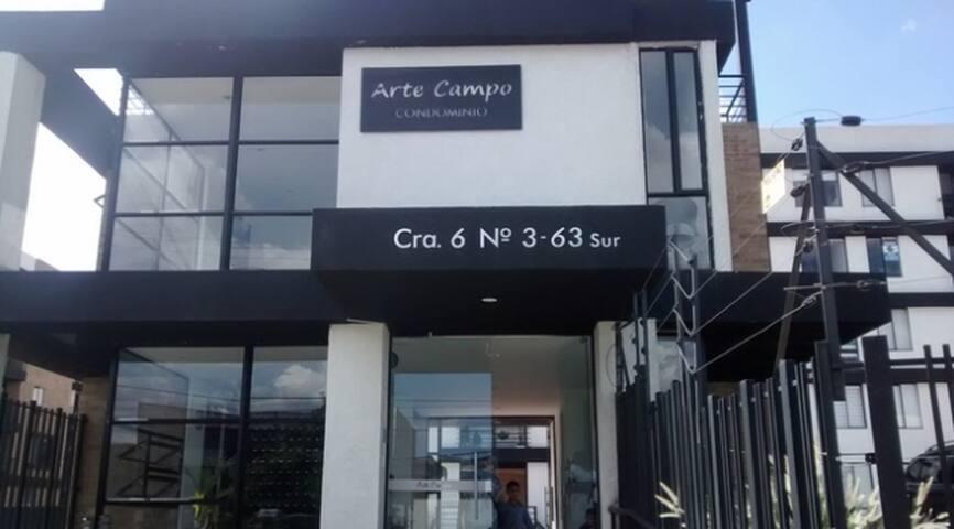 Apartamento Artecampo