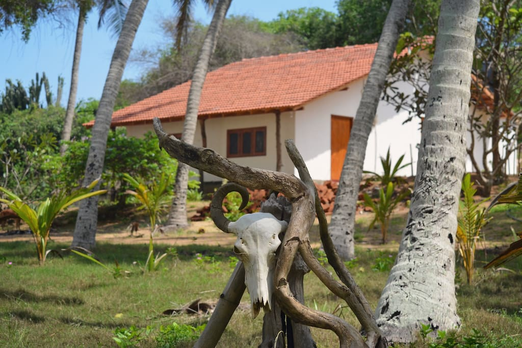 Sri Lankan style house