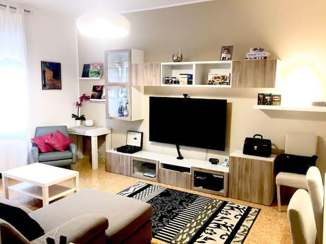 Smart flat in Montesacro