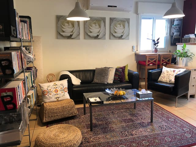 Spacious & Cozy in the Heart of Jerusalem