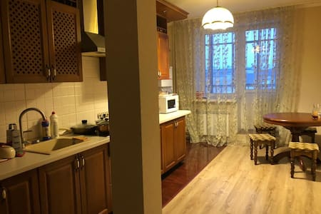Однокомнатная квартира со всеми удобствами