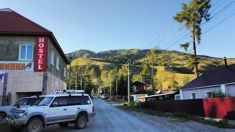 Гостевые апартаменты в Усть-Коксе
