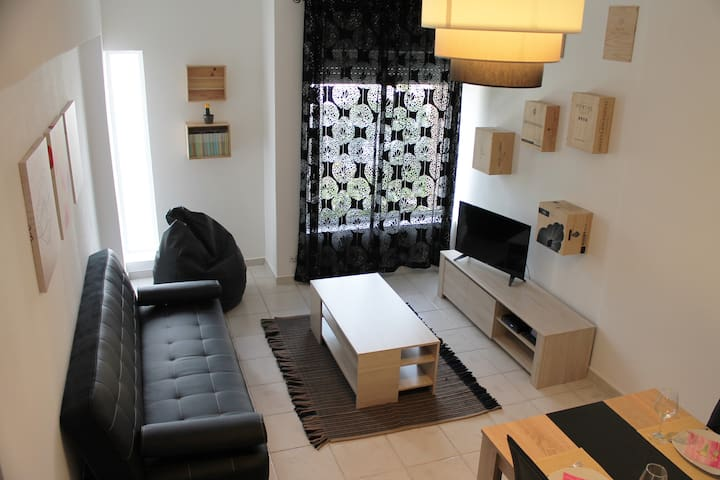 Saladina Apartment - 2 rooms  - city centre - Setúbal