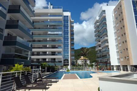 Boulevard Praia de Palmas -2 suítes - Governador Celso Ramos - Apartmen