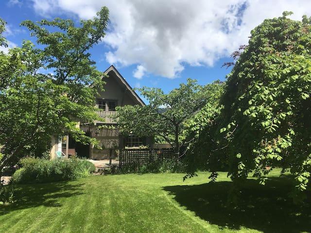 The Bannockburn Chalet - Bannockburn - Casa