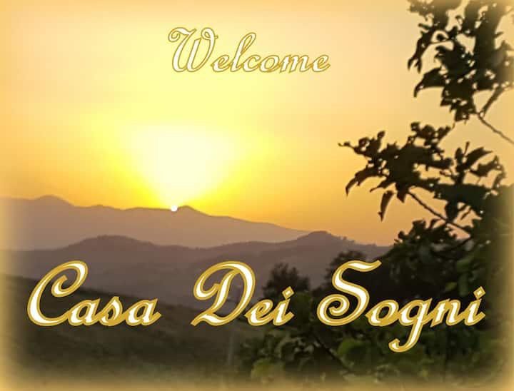 Casa Dei Sogni with 360° view