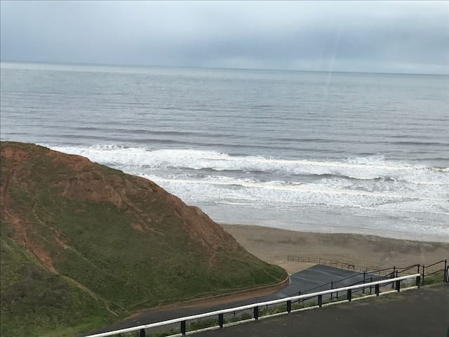 Ideally located sea front apartment - Saltburn-by-the-Sea - Pis