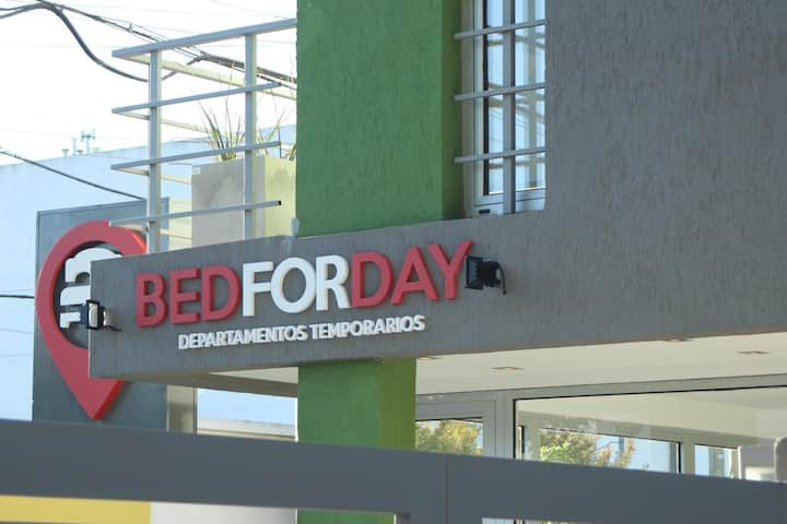 BED FOR DAY - DEPTOS.  TEMPORARIOS -TANDIL