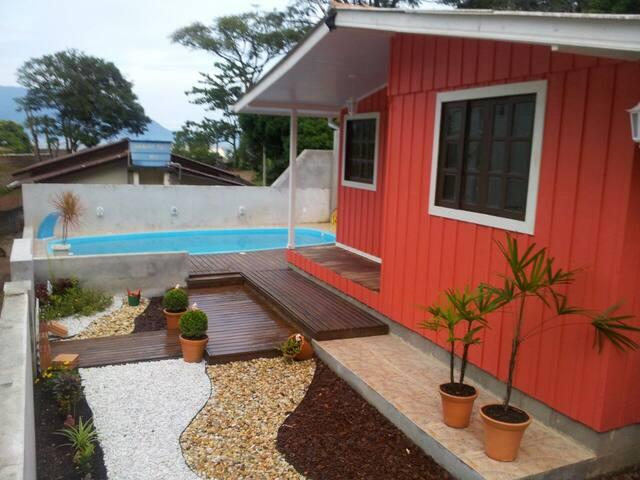 Casa De Praia Ribeirão da Ilha