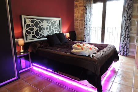 Casa Rural, Cal FARRIS romantica - Lleida