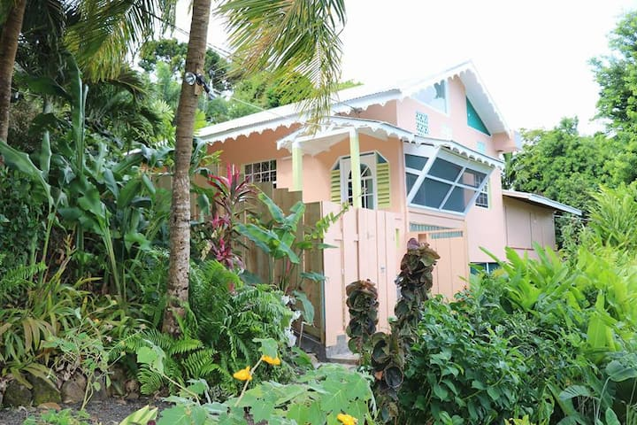 The Cottage at Palm Tree Gardens