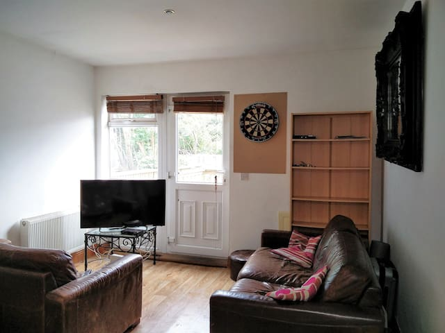 Private Double Room in Dublin City Centre - Dublin - House