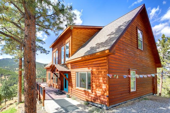 Modern Mountain Home Amazing Views!