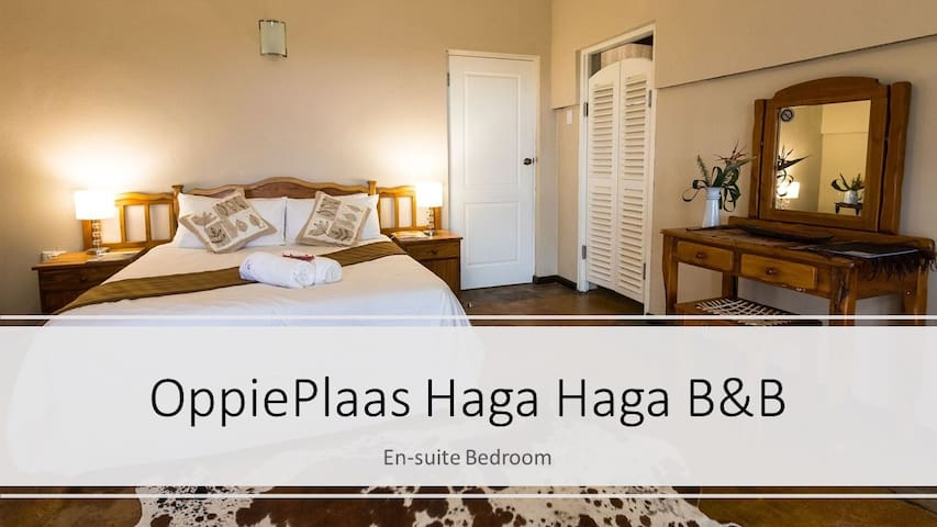 OppiePlaas  Haga Haga Country B&B Esme