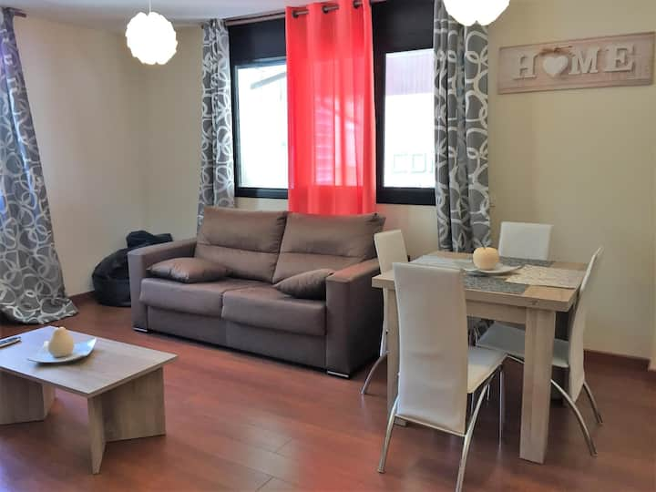 Apartment on center Canillo