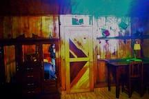Escritorio y armario dormitorio 1