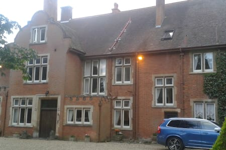 1 double bedroom flat spacious and welcoming - Bury St. Edmunds