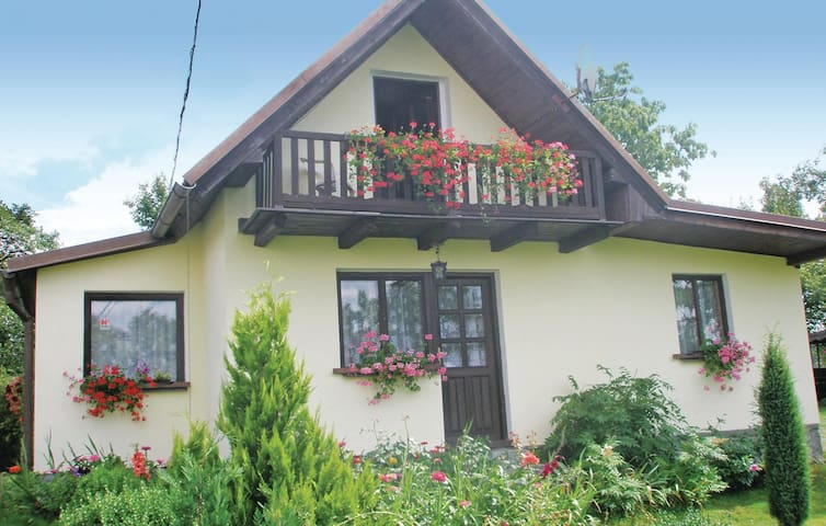 Holiday cottage with 1 bedroom on 72m² in Kucer