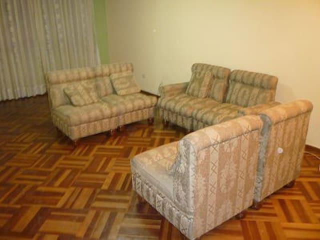 DEPARTAMENTO AMOBLADO EN MAYORAZGO LIMA - Distrito de Lima - Appartement