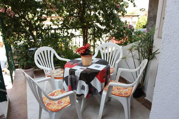 A1(3+1): garden terrace