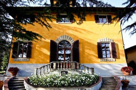 Villa Poggio Bartoli Appartments - Vicchio