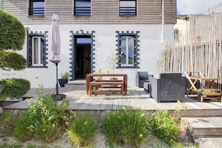 LA TRIBU - Beautiful house in the North of Nantes