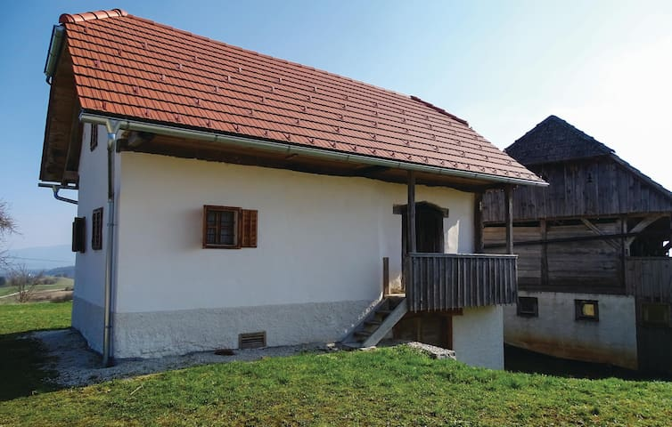 Holiday cottage with 1 room on 21 m² in Skocjan