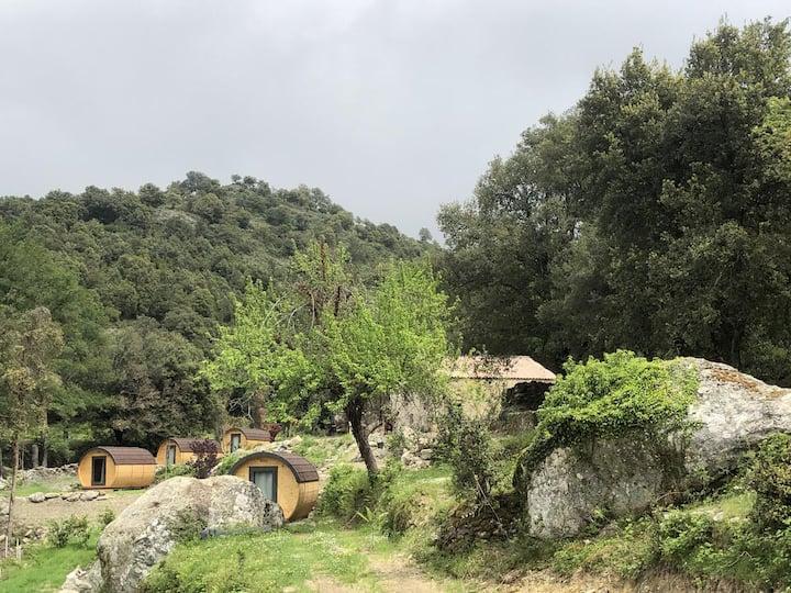 Hébergement insolite A chjusella di e Sertine 4