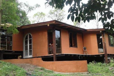 Casa en el Bosque - Villa General Belgrano - Ev