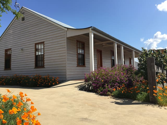 Telegraph Station - 2 bedroom apt - Gulgong - Apartment