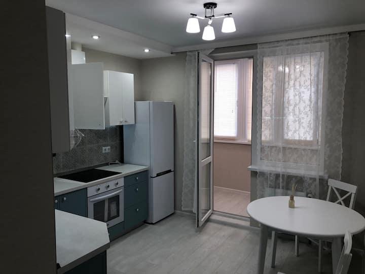 Уютная квартира в светлых тонах