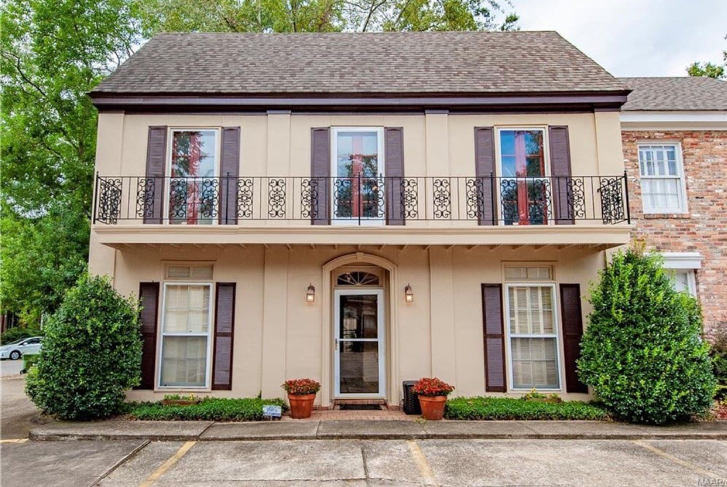 Entire upper floor of this Cloverdale townhome for your home away from home.