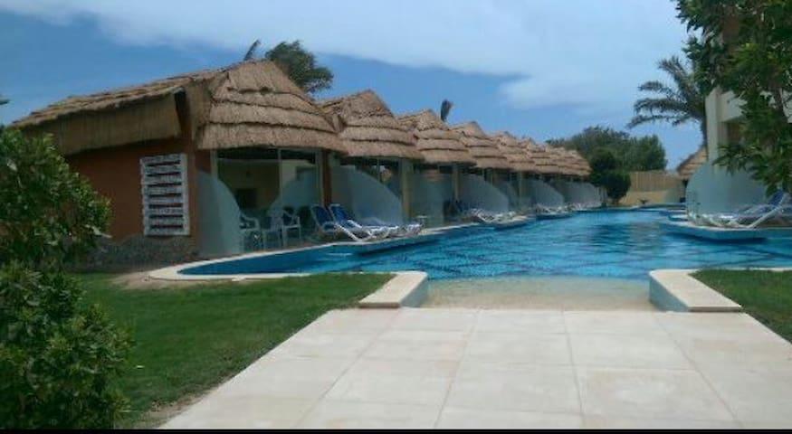 Pool Bungalow @ Panorama El Gouna - Hurghada - Bungalou