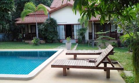 Baan Saowanee Orchard View Pool Villa (2 Bedroom)