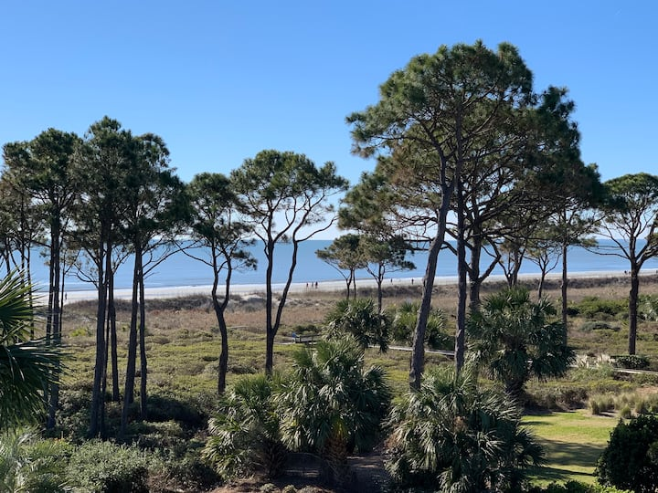 Incredible Beach Views, Hilton Head Villa