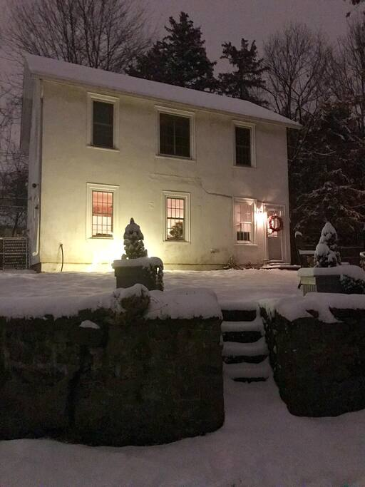 Christmas at the Carriage House!